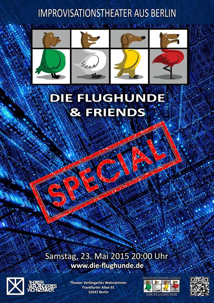 Die Flughunde Friends Special Die Flughunde